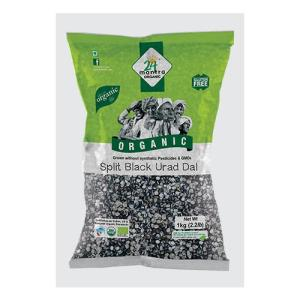 24 Mantra Urad Dal Black Split 500 Gm image