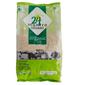24 Mantra Urad Dal White Split 500 Gm image
