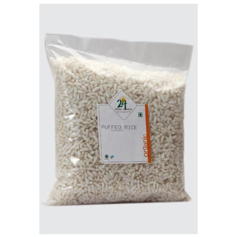 24 Mantra Puffed Rice