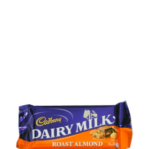 Cadbury Dairy Milk Chocolate - Roast Almond