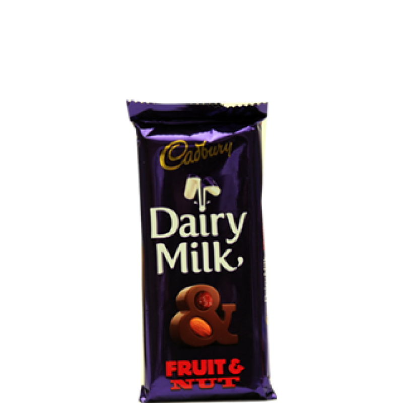 Cadbury Dairy Milk Chocolate - Fruit & Nut