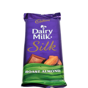 Cadbury Dairy Milk Chocolate - Silk (Roast Almond)