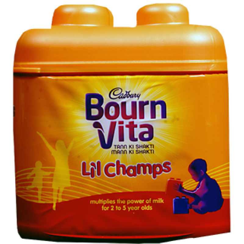 Cadbury Bournvita - Little Champs