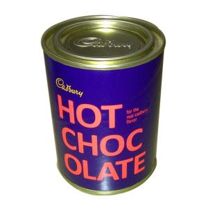 Cadbury Chocolate Drink - Hot 200 gm Tin