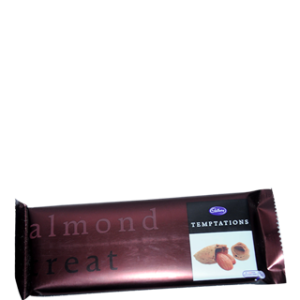 Cadbury Chocolate - Almond Treat 72 gm Pouch