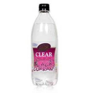 Catch Flavoured Water - Black Currant 750 ml Bottle