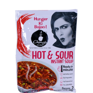 Chings Hot And Sour Instant Soup 30gm
