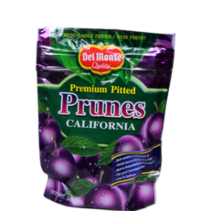 Del Monte California Prunes