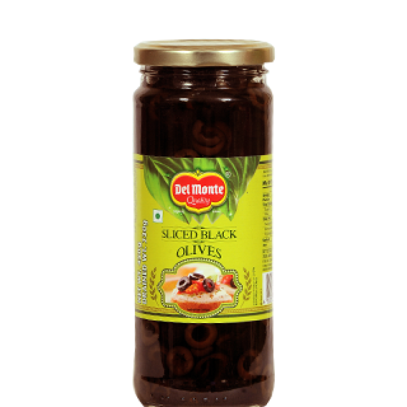 Del Monte Black Sliced Olives