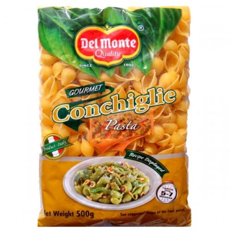 Del Monte Conchiglie 500 gm