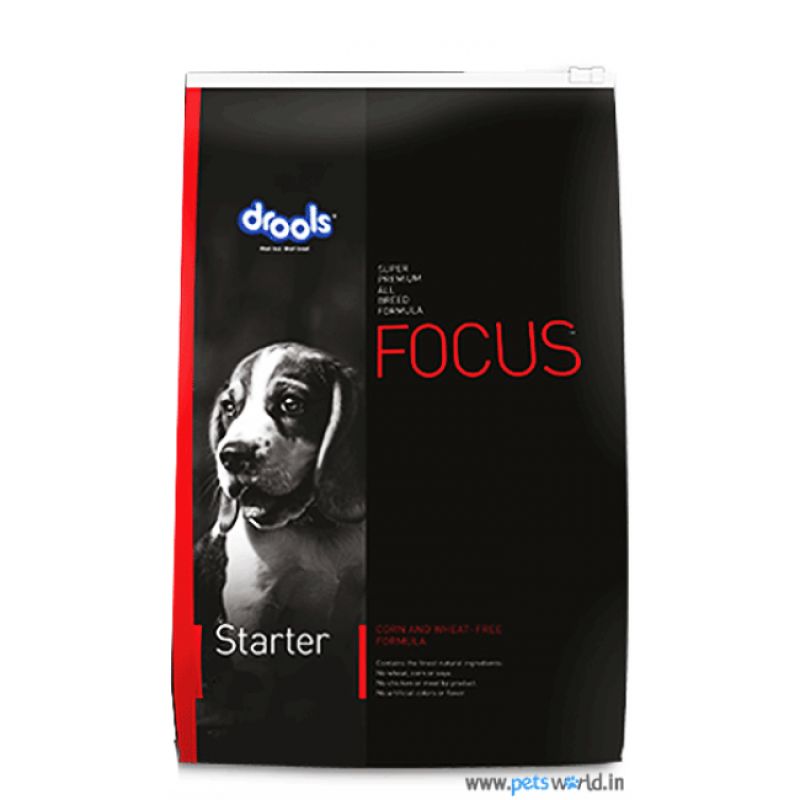 Drools Focus Starter Dog Food