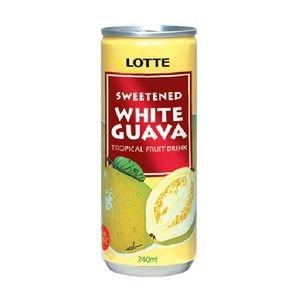 Lotte Fruit Drink - Guava 250 ml Can