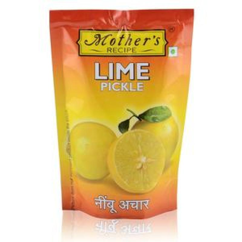 Mother's Recipe Lime Pickle pack