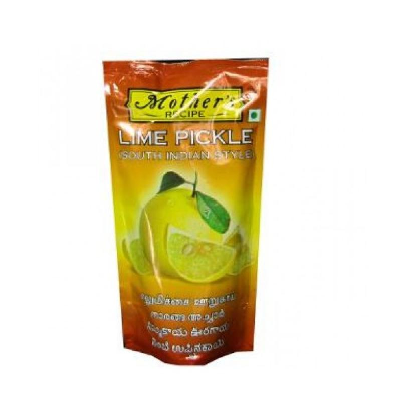 Mother's Recipe Lime South Indian Style pack