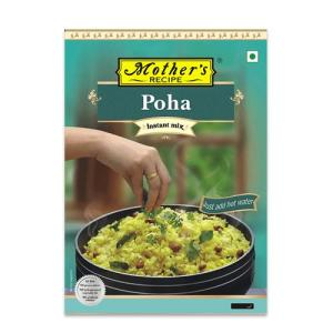 Mother's Recipe Poha 160 gm pack