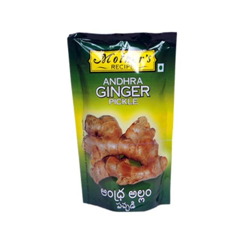 Mother's Recipe Andhra Ginger 200 gm pack