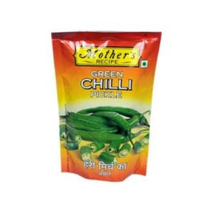 Mother's Recipe Green Chilli 200 gm pack