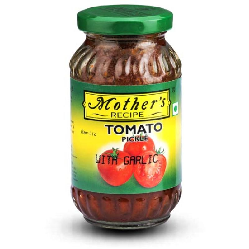 Mother's Recipe Andhra Tomato Garlic 300 gm bottle