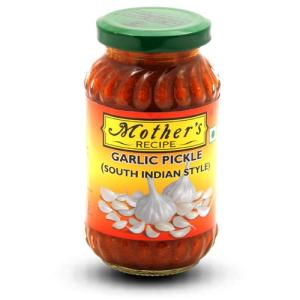 Mother's Recipe Garlic South Indian Style 300 gm bottle