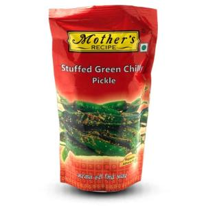 Mother's Recipe Stuffed Red Chilli 950 gm pack