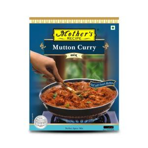 Mother's Recipe Mutton Curry 100 gm pack