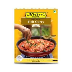 Mother's Recipe Fish Curry 80 gm pack