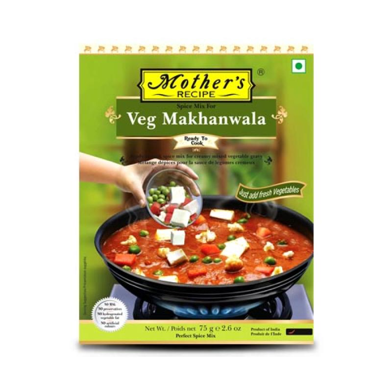 Mother's Recipe Veg Makhanwala 75 gm