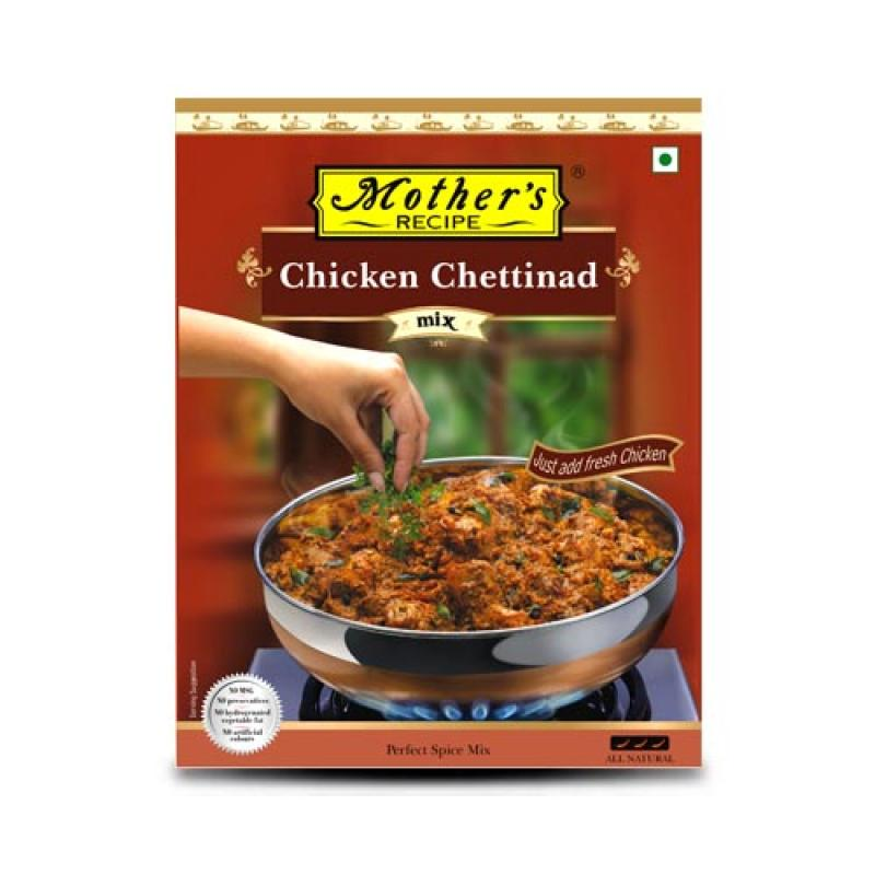 Mother's Recipe Chicken Chettinad 80 gm pack