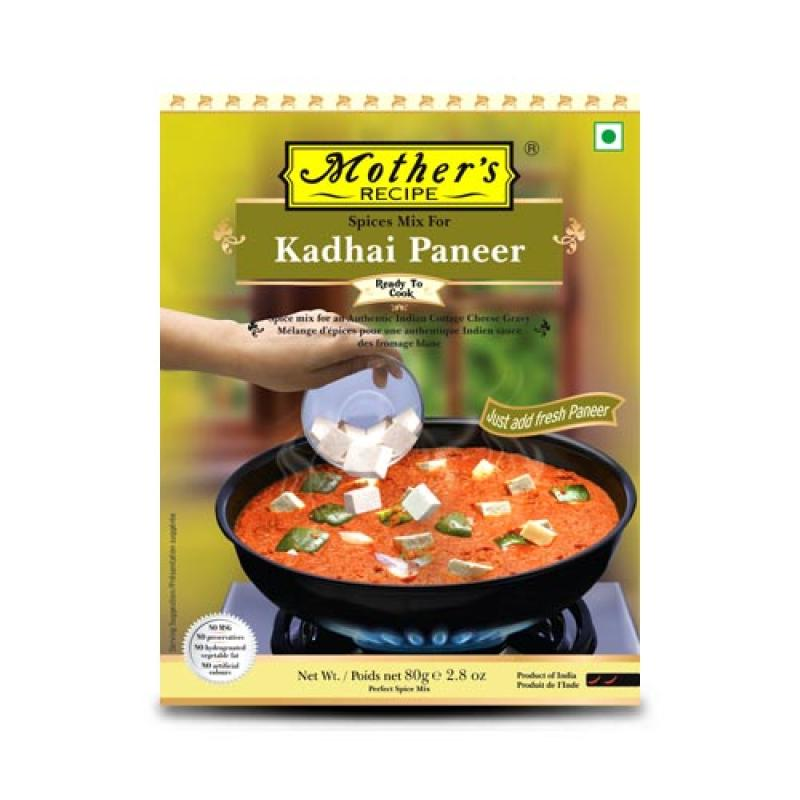 Mother's Recipe Paneer Kadhai 80 gm