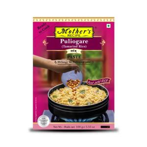 Mother's Recipe Puliogare Mix 100 gm