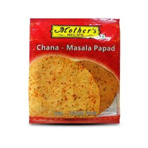 Mother's Recipe Channa Masala Papad 200 gm pack