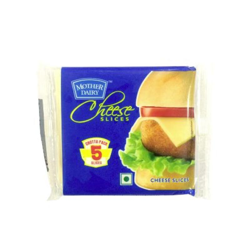 Mother Dairy Cheese Slice