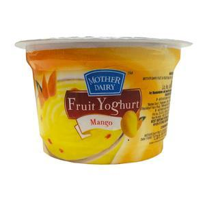 Mother Dairy Mango Yoghurt  100Gm