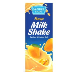 Mother Dairy Milk Shake Mango 200Ml.