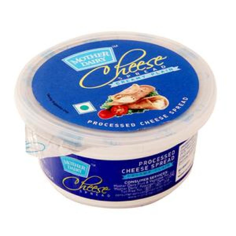 Mother Dairy Cheese Spread 200Gm