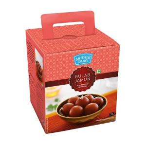 Mother Dairy Gulab Jaamun 1Kg