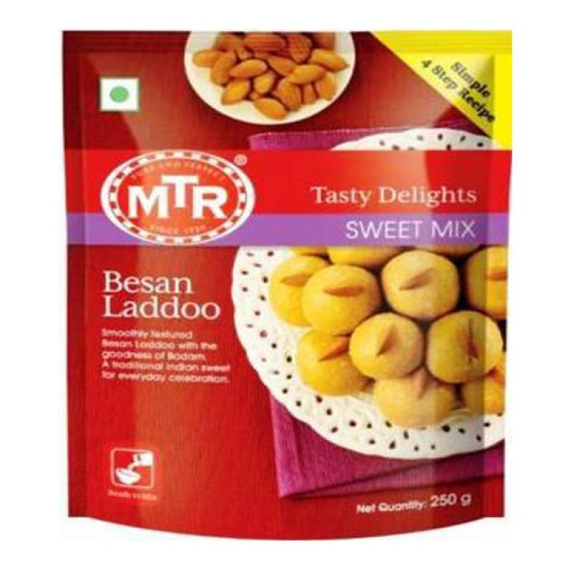 MTR Instant Besan Ladoo 250gm