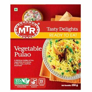 MTR RTE - Vegetable Pulao 250g