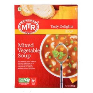 MTR SOUP-Mix Veg soup 250gm