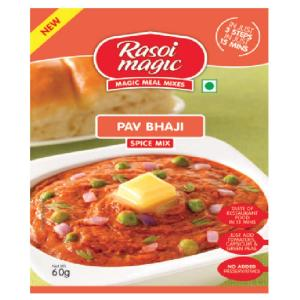 MTR Rasoi Magic- Pav Bhaji 60gm