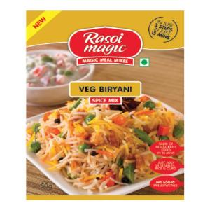 MTR Rasoi Magic- Veg Biryani 50gm