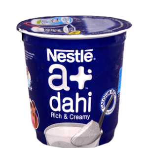 Nestle A+ Dahi 400 gm Cup