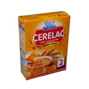 Nestle Cerelac - Wheat Honey (Stage 2) 300 gm Carton