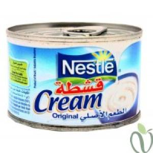 Nestle Cream Orignal 170 gm Tin image
