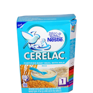 Nestle Cerelac - Rice (Stage 1) 300 gm Carton