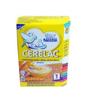 Nestle Cerelac - Wheat (Stage 1) 300 gm Carton