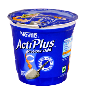 Nestle Probiotic Dahi - Acti Plus 400 gm Cup