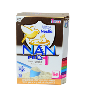 Nestle Nan Pro - Stage 1 400 gm Carton