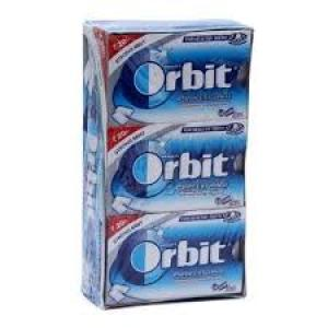 Orbit Professional Sugarfree Chewing Gum - Strong Mint 15 nos