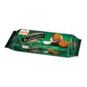 Priyagold Italiano Cookies - Coconut 75 gm Pouch